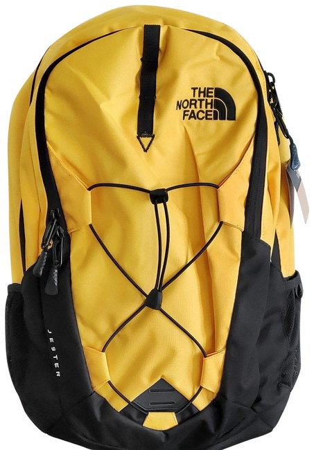 Item - Women's Jester Citrus Yellow Polyester Backpack