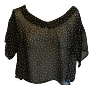 Wurl Top Black/Gold