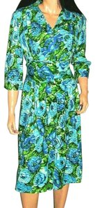Newport News Wrap Dress