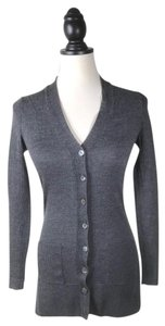 Brooks Brothers Italian Merino Cardigan Sweater