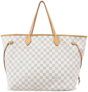 Louis Vuitton Lv Neverfull Canvas Gm Shoulder Bag