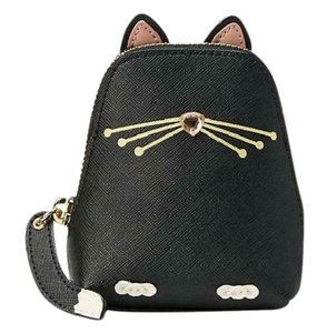 Kate Spade jazz things up cat purse NWT