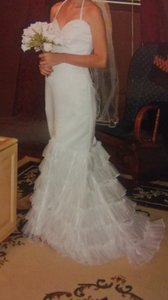 Jovani Mermaid Style Wedding Dress