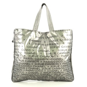 Chanel Unlimited Tote in gray