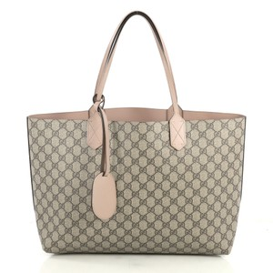 Gucci Reversible Tote in brown
