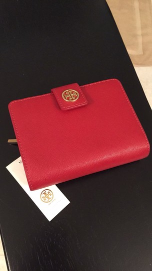 Tory Burch Robinson French Wallet Image 1