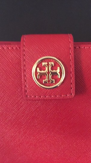 Tory Burch Robinson French Wallet Image 3