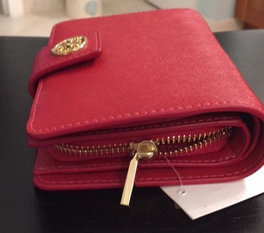 Tory Burch Robinson French Wallet Image 4