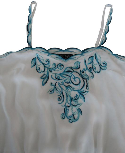 Item - / Mykanos Embroidered Cami Blouse Size 8 (M)