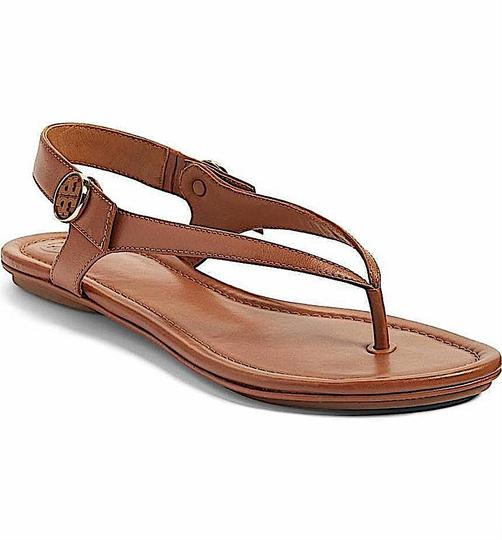 Tory Burch tan with tag Sandals Image 7