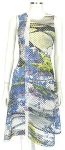 Clover Canyon short dress Multi-color Floral on Tradesy