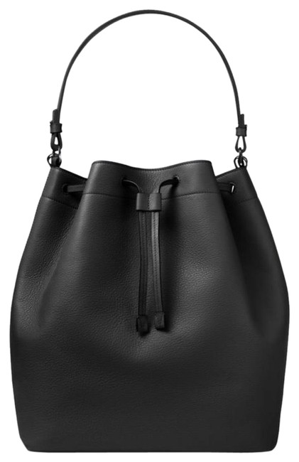 Item - Bucket Park Collection Sold Out Black Hobo Bag