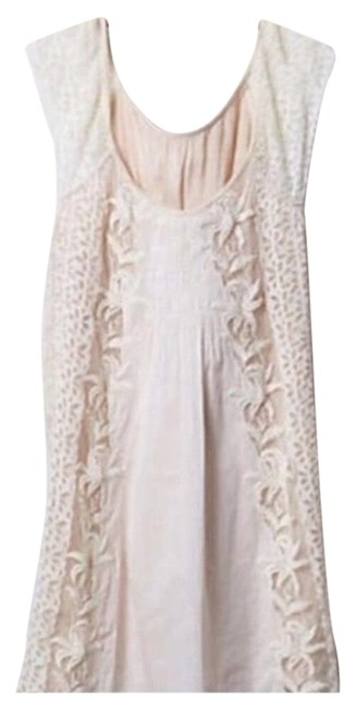 Item - Cream New Lil Edelweiss Tulle Tunic Size 8 (M)