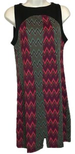Tracy Negoshian #zigzag Shortdress Dress