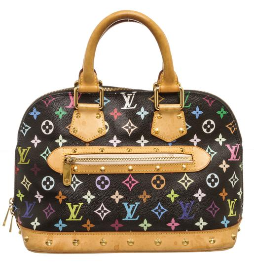 Preload https://img-static.tradesy.com/item/25808712/louis-vuitton-alma-takashi-murakami-handbag-black-and-multicolor-492405-coated-canvas-satchel-0-0-540-540.jpg