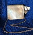 Tiffany & Fred Made In France Evening Wear Cross Body Bag