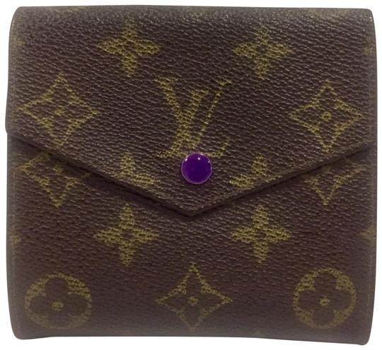 Preload https://img-static.tradesy.com/item/25809057/louis-vuitton-brown-vintage-elise-wallet-0-1-540-540.jpg