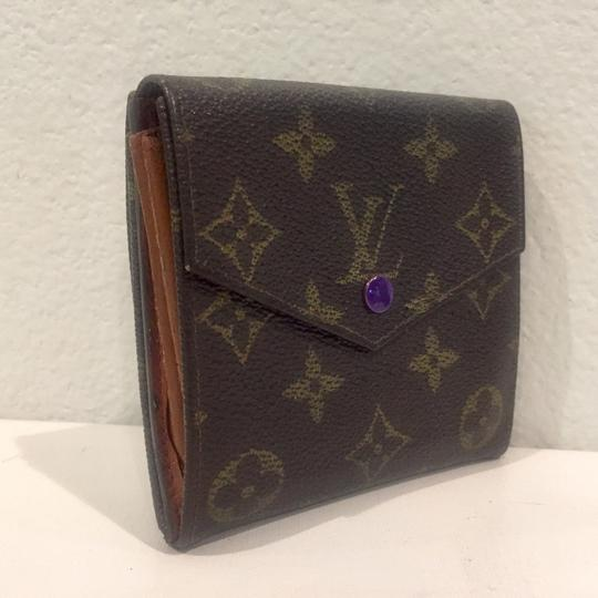 Louis Vuitton LOUIS VUITTON Vintage Elise Wallet Image 1
