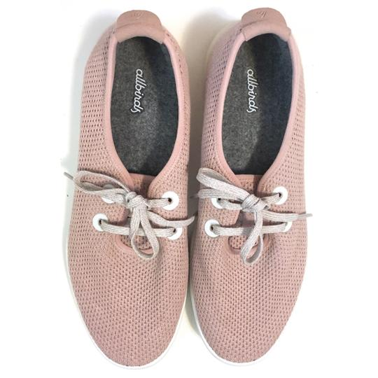 Allbirds Pink Athletic Image 3
