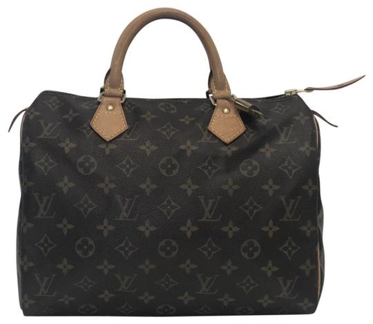 Preload https://img-static.tradesy.com/item/25809184/louis-vuitton-speedy-30-brown-monogram-canvas-satchel-0-0-540-540.jpg