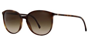 Chanel CH5278 c.1295/S5 Light Havana Frame Brown Lens Sunglasses 55mm Italy