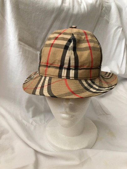 Vintage Burberry Bucket Hat From London bucket hat Image 1