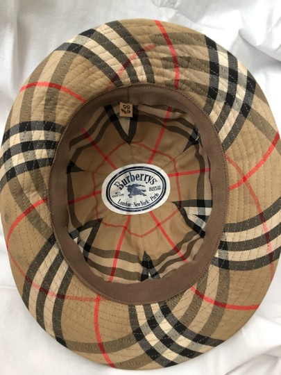 Vintage Burberry Bucket Hat From London bucket hat Image 2