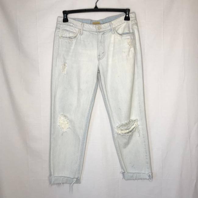 Mother Boyfriend Cut Jeans-Light Wash Image 5