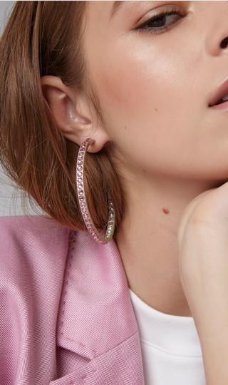 Roxanne Assoulin Hoop Dreams Earrings Image 6