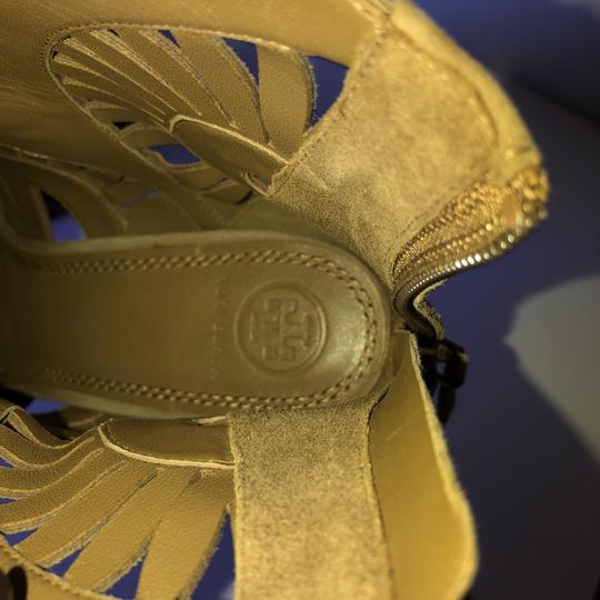 Tory Burch NATURAL RIVER ROCK Boots Image 11