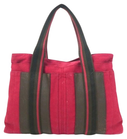 Preload https://img-static.tradesy.com/item/25809351/hermes-sac-troca-horizontal-mm-red-canvas-tote-0-2-540-540.jpg