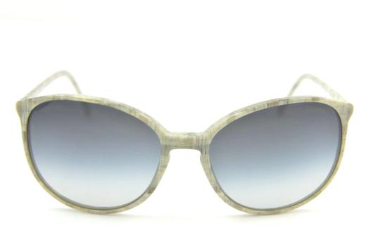 Chanel CH5278 c.1457/S6 Grey Patterned Frame Sunglasses 55mm Italy Image 1
