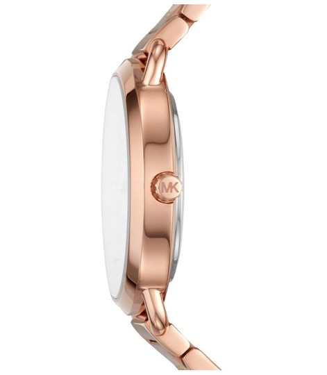 Michael Kors NWT Women's Portia Rose Gold-Tone Watch MK4331 Image 1