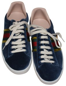 Gucci Blue/Red/Gold Athletic