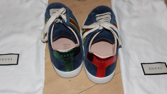 Gucci Blue/Red/Gold Athletic Image 1
