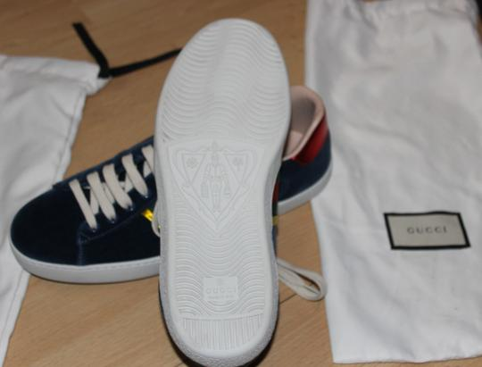 Gucci Blue/Red/Gold Athletic Image 2