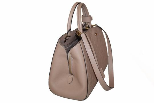 Louis Vuitton Satchel in Beige Image 4