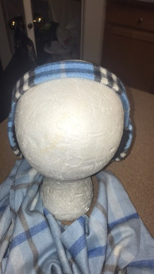 Burberry London NWOT. NOVA CHECK EAR MUFFS Image 3