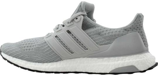 adidas Ultra Boost Running Sneaker gray Athletic Image 3