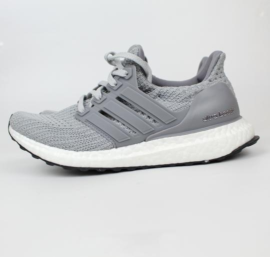 adidas Ultra Boost Running Sneaker gray Athletic Image 4