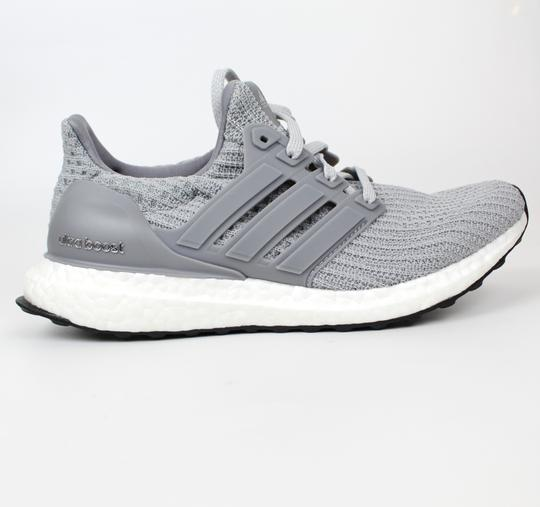 adidas Ultra Boost Running Sneaker gray Athletic Image 5