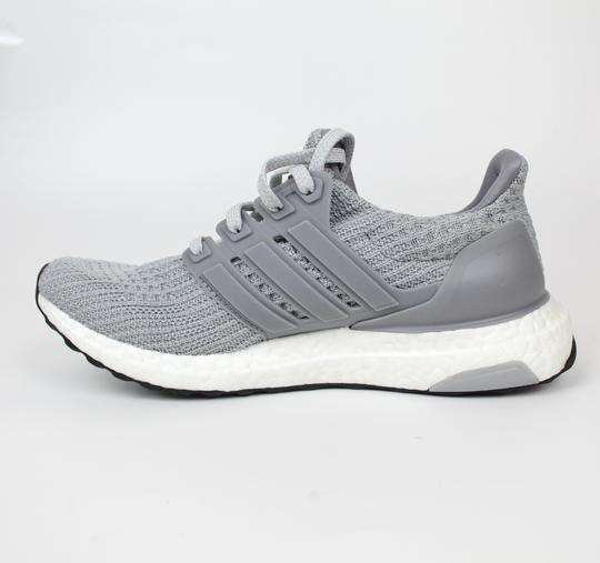 adidas Ultra Boost Running Sneaker gray Athletic Image 8