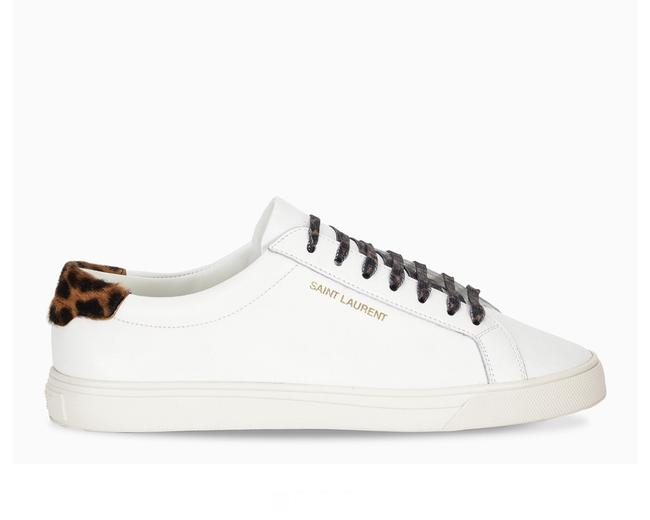 Item - White Df Andy 8.5 Sneakers Size EU 38.5 (Approx. US 8.5) Regular (M, B)