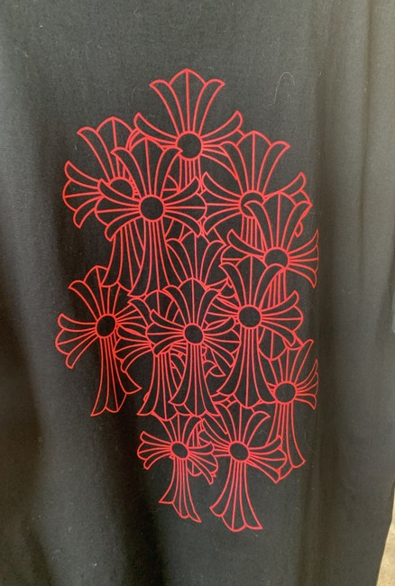 Chrome Hearts T Shirt black Image 2