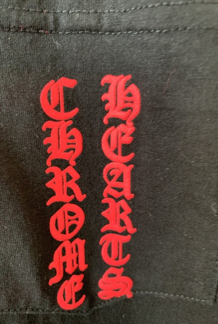 Chrome Hearts T Shirt black Image 3