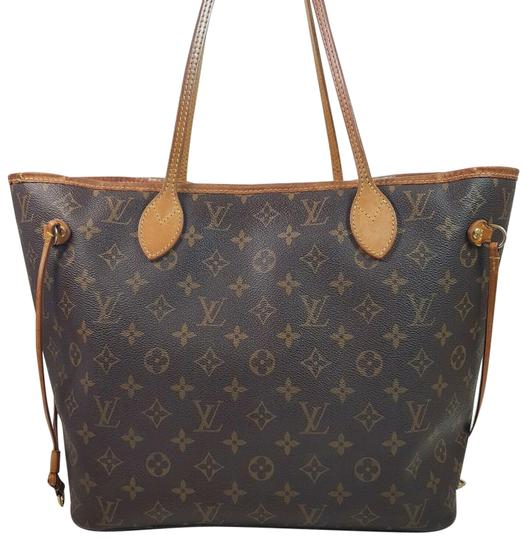 Preload https://img-static.tradesy.com/item/25809622/louis-vuitton-neverfull-mm-brown-monogram-canvas-tote-0-2-540-540.jpg