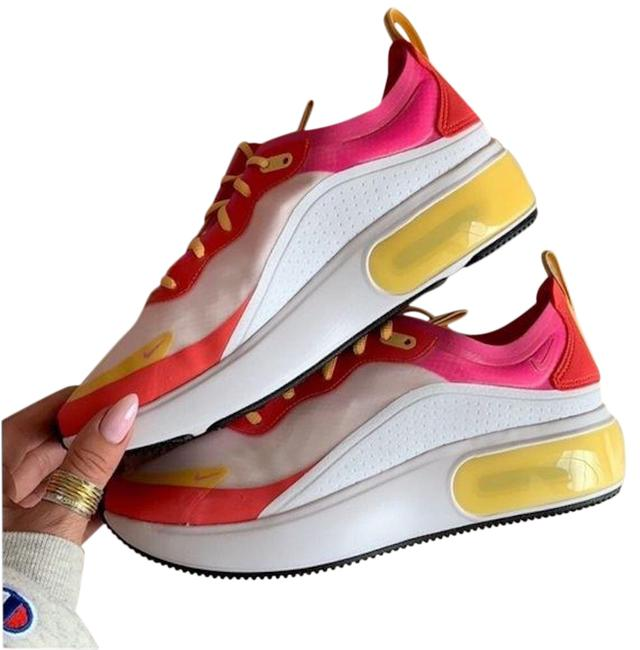 Item - Pink Air Max Dia Special Edition Casual Sneakers Size US 6.5 Regular (M, B)
