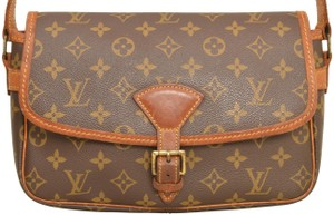 Louis Vuitton Monogram Shoulder Solange Cross Body Bag
