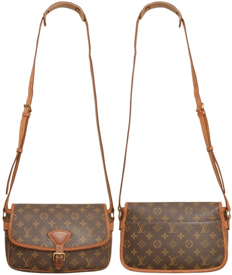 Louis Vuitton Monogram Shoulder Solange Cross Body Bag Image 1