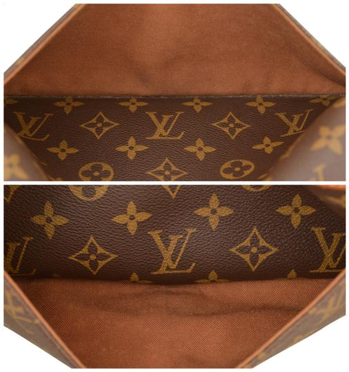 Louis Vuitton Monogram Shoulder Solange Cross Body Bag Image 10